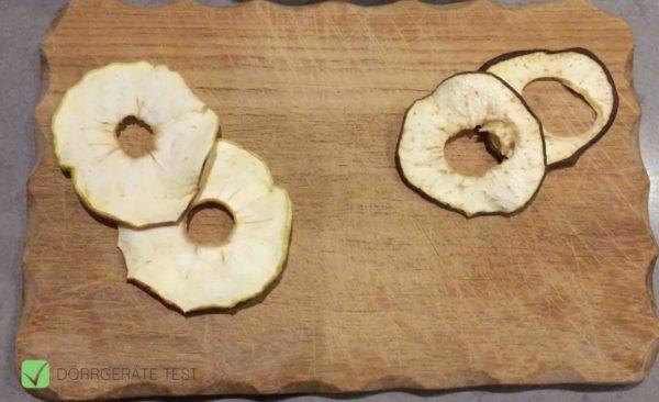 Birnenchips im Dörrautomat herstellen